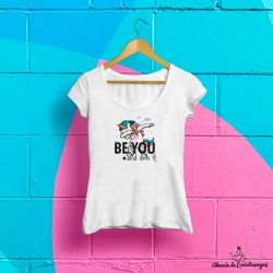 """Camiseta """"Be You and Own It"""""""